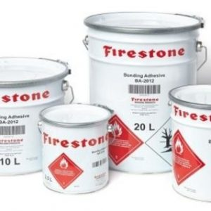 Firestone 2012 Bonding Adhesive range