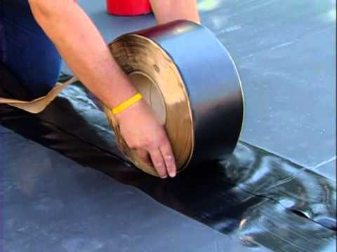 Firestone EPDM 6 inch Joint Cover Strip