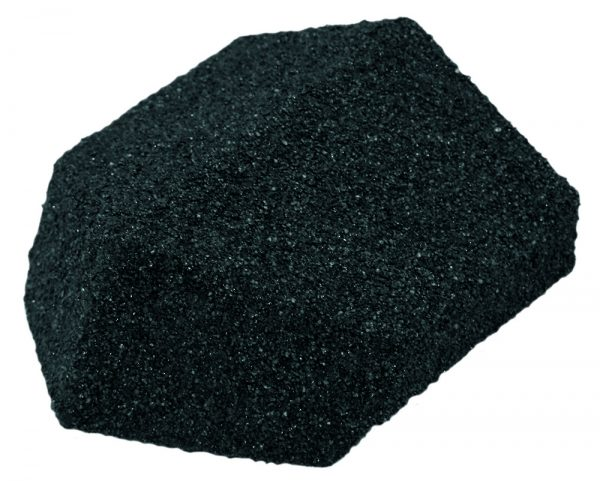 Extralight Charcoal 90 Degree End