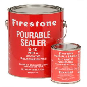 Firestone Pourable Sealant